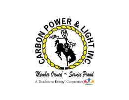 Carbon Power and Light Logo