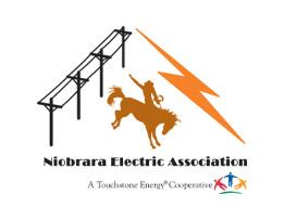 Niobrara Electric Association Logo